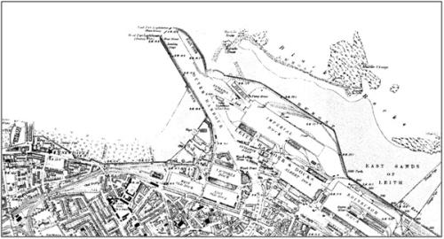 c.1920 Ordnance Survey 3rd edition map