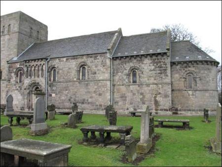 Figure 38:Dalmeny Parish Church (West Lothian)