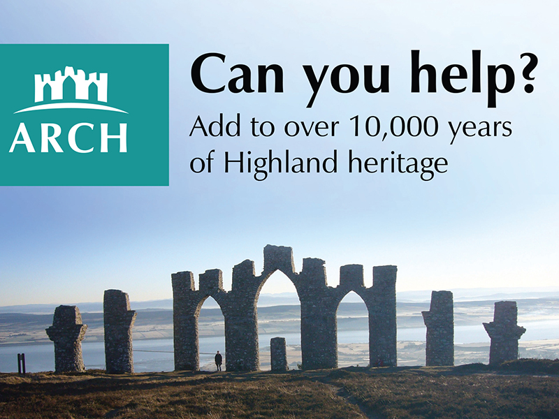 Highland Archaeological Research Framework –  Consultation Update!