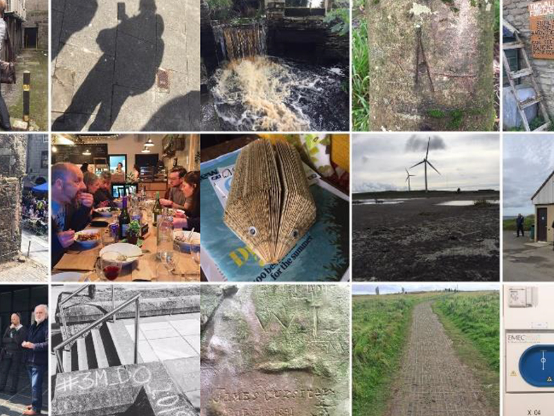 International Network for Contemporary Archaeology in Scotland